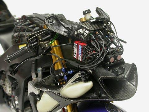 motor motogp tanpa fairing