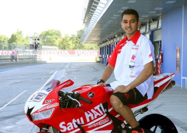 yudhistira-Astra Honda Racing Team2