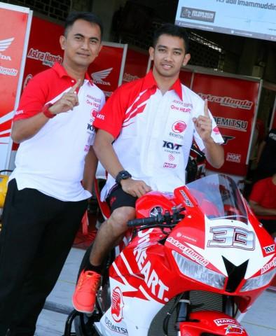 yudhistira-Astra Honda Racing Team3