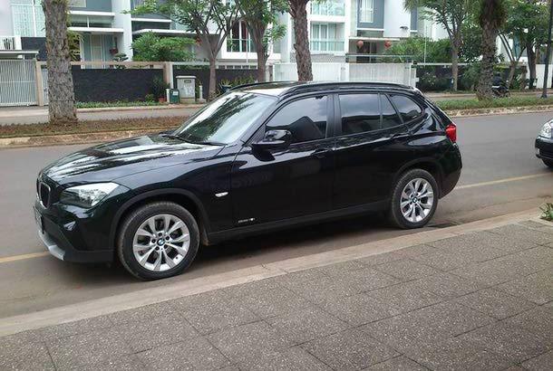 Mitsubishi Lancer VS BMW X1