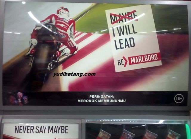 Iklan rokok Marlboro Ducati