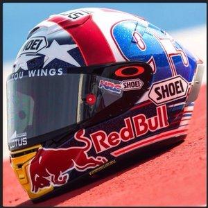 Helm Marquez Motogp Austin 2016 2
