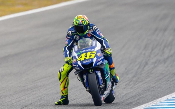 Rossi Jerez 2016