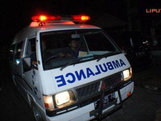 lelembut penunggu ambulan