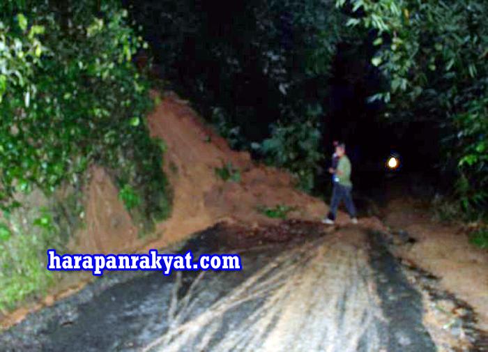 sarang lelembut dijalan Banjar-Kawali