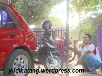 lelaki harus merawat motor