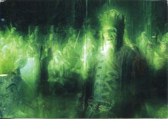 lelembut prajurit kerajaan