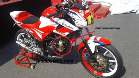 Motor Road race Honda