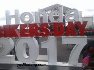 HONDA biker day ke9