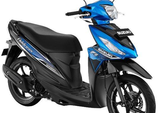 Suzuki Address 2018