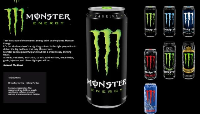 sejarah Monster Energy