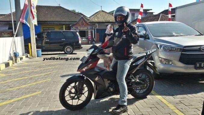 persiapan gas ke honda bikers day 2019