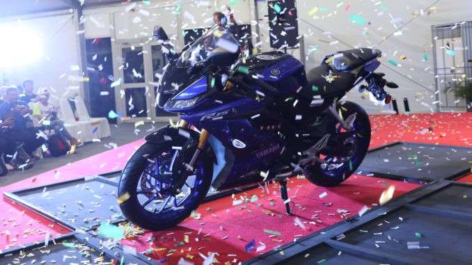 Yamaha R15 VVA Malaysia