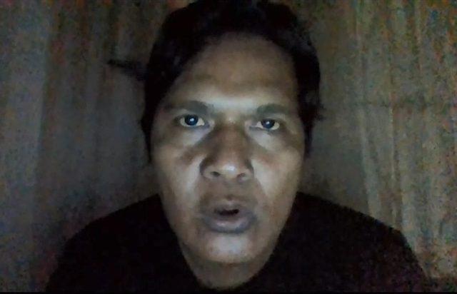 vlog cerita horor