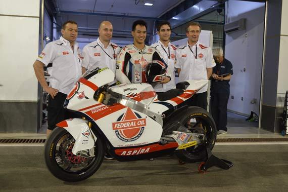 pembalap Indonesia di Moto2