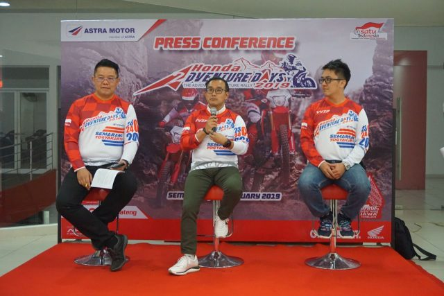 Honda Adventure days 2019