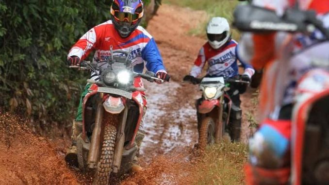 Honda Adventure days
