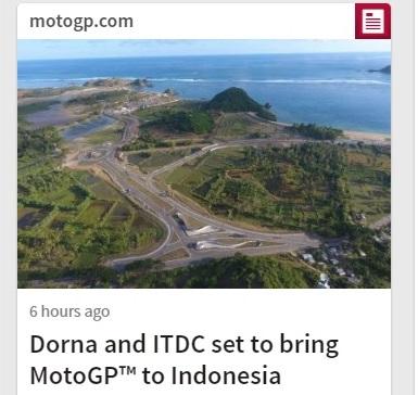 motogp ke Indonesia