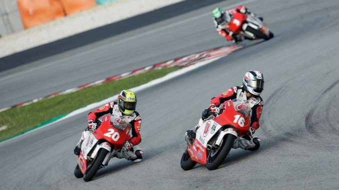 balap asia talent cup sepang