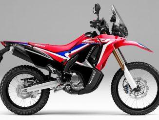 New Honda CRF250Rally