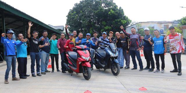 safety riding bersama yamaha