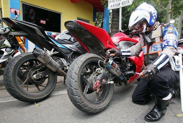bagian motor yang diincar balita