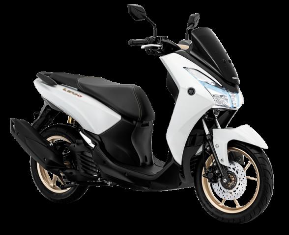 Yamaha Lexi terbaru 2019