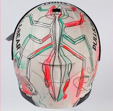 helm marquez di catalunya