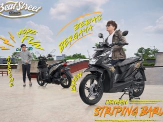 new honda beat street