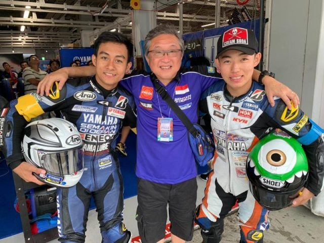 faeroz finish ke9 suzuka 4hours