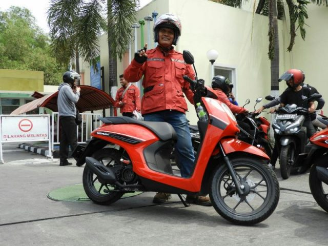 Honda genio Fun Touring