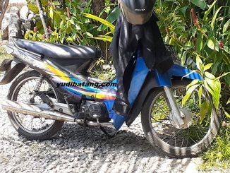 sepeda motor riwayat