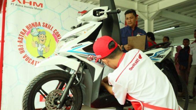 Astra Honda skill contest