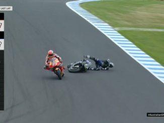 Marquez juara motogp australia 2019