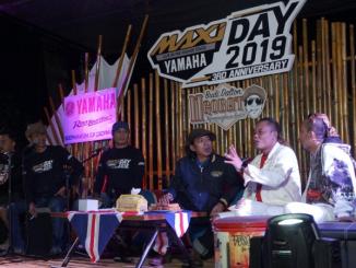 Maxi yamaha day sule