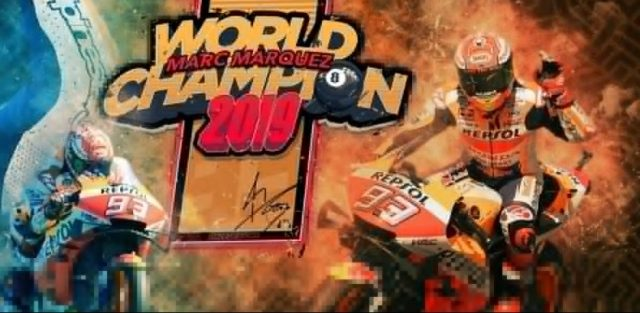 motogp thailand Marquez juara