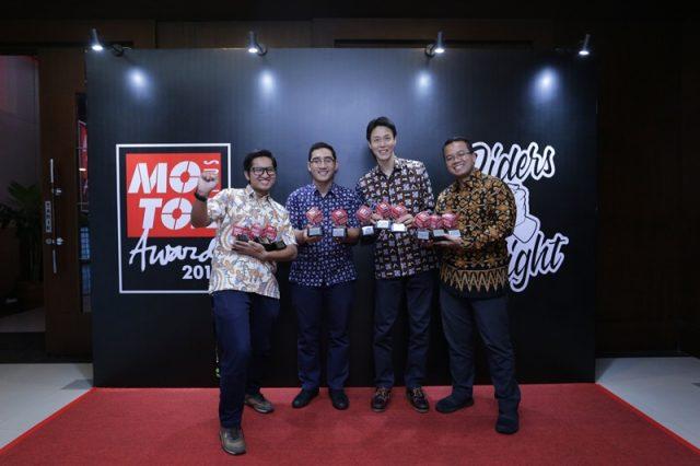 motor plus award 2019