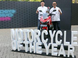 Honda ADV150 Raih gelar