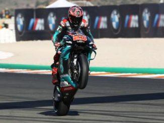 motogp Valencia kualifikasi