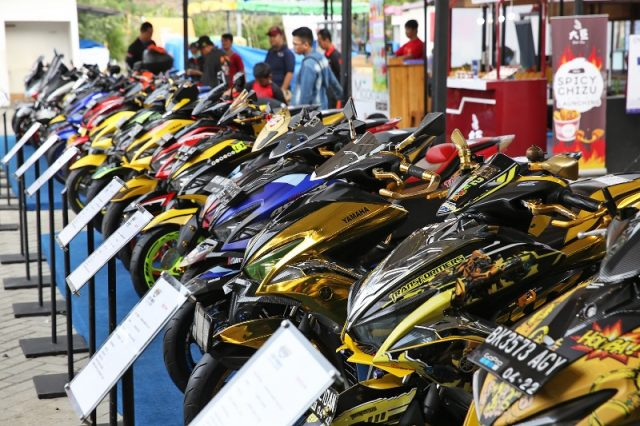 yamaha indonesia gelar customaxi