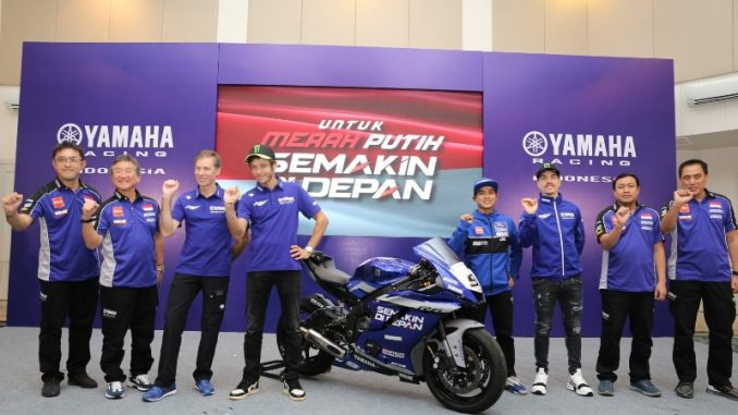 pembalap yamaha racing Indonesia