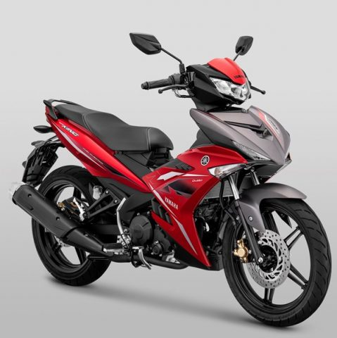 yamaha mx king raih