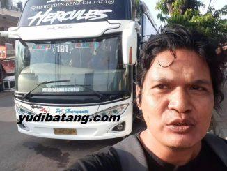 Pengalaman naik bis haryanto