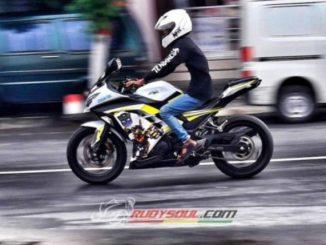 biker bisa merusak tampilan motor