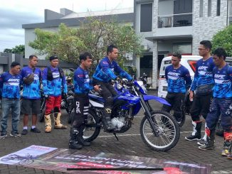 Yamaha WR 155R adventure
