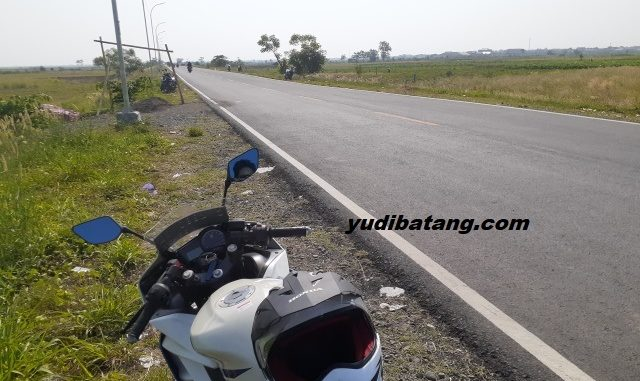 Jalan tembus Bulakamba - tegal