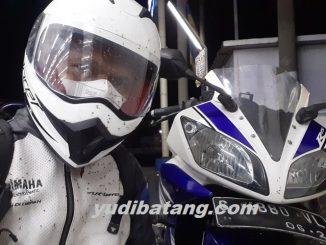 Riding menembus samber mata