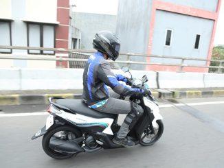 Safety riding ala yamaha